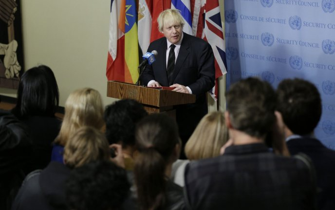 World united to defeat IS, Johnson says after London attack