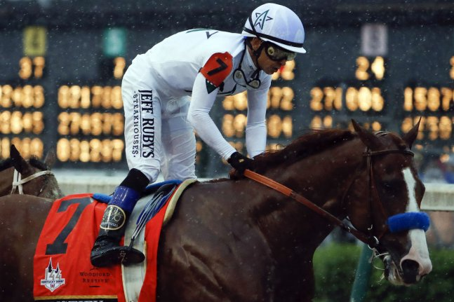 Preakness: Can't Justify betting against Derby winner