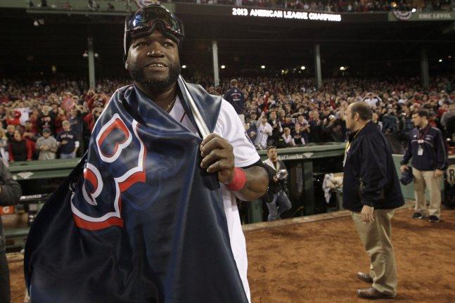 Boston Red Sox denied 'Big Papi' trade request in 2003 - UPI com