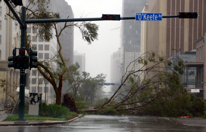 As Hurricane Isaac Nears New Orleans 7th Anniversary Of