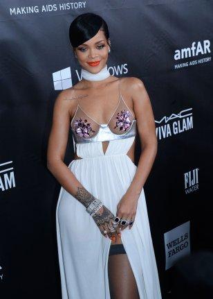 ASAP skalnaté a Rihanna sú dátumové údaje