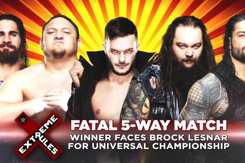 WWE Raw: Roman Reigns, Finn Balor collide, Fatal 5-Way match
