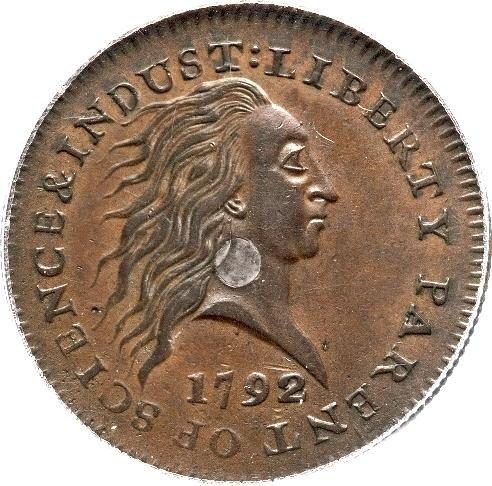 1792 Penny Sells For 1 150 000 Upi Com