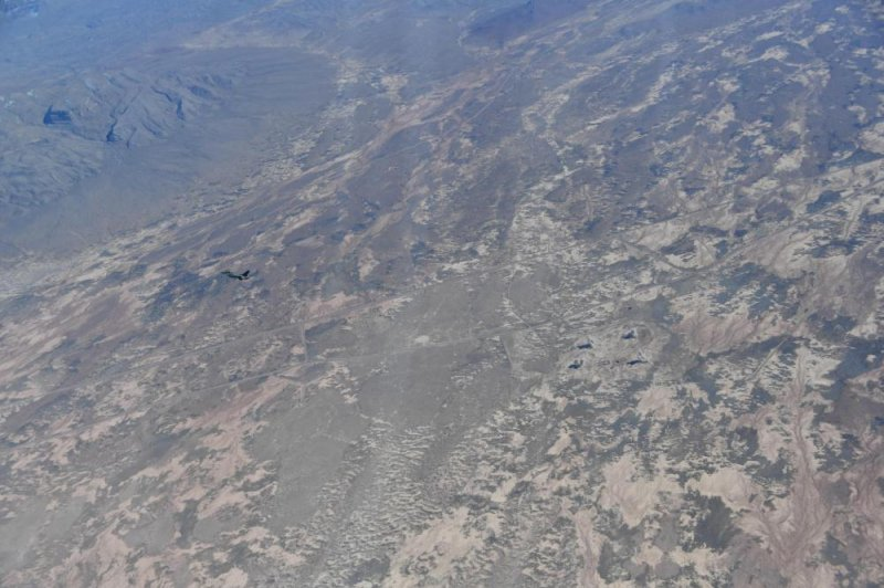 Air Force runs second swarming air munitions test over New Mexico