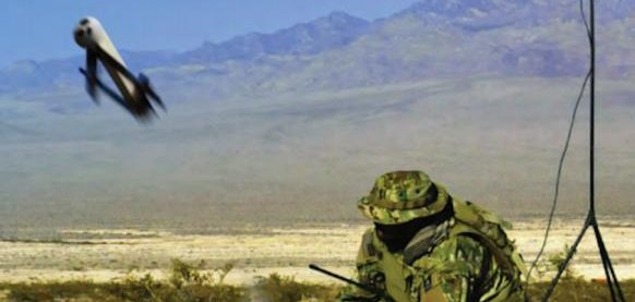 U S Army Orders Switchblade Missiles From Aerovironment