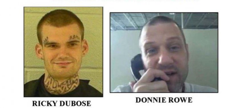 new product 3a0bd d29c2 wral.com Escaped Georgia inmates captured in Tennessee