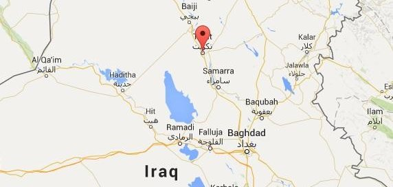 iraqi security forces repel islamic state attack on tikrit upicom