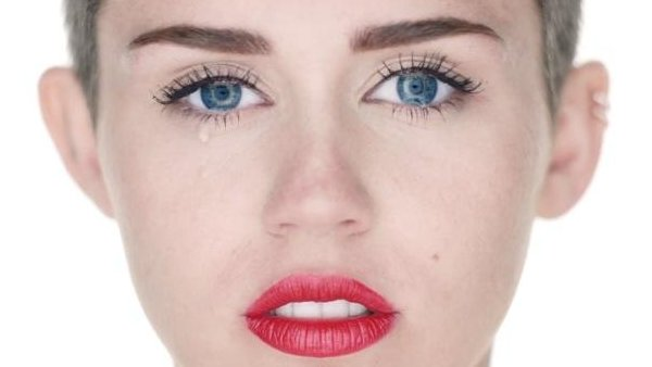 Can The new miley cirus naked sorry