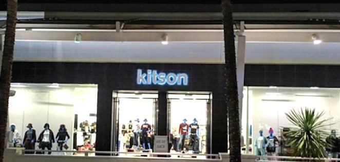 Kitson, boutique once frequented by Paris Hilton, closes ...