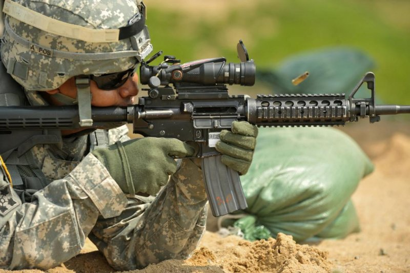 Colt Fn Receive Army Contracts For Further M4 M4a1