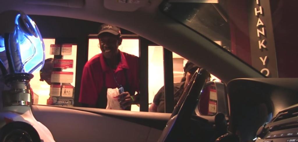 Youtube Car Seat Drive Through Prank