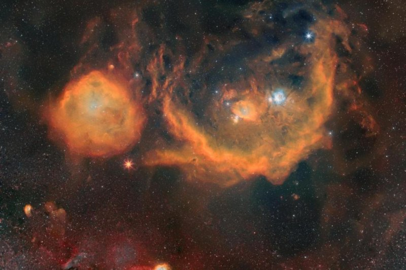 Scientists take the temperature of red supergiants