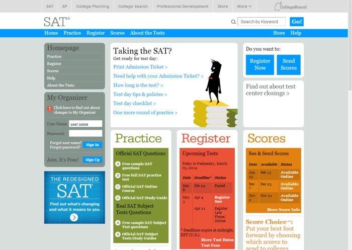 sat preparation essay