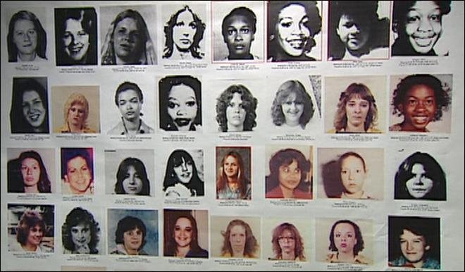 gary ridgway: the green river killer essay America's obsession with serial killers – by carlea sundin  over gary ridgway, the green river killer  of what a serial killer is.