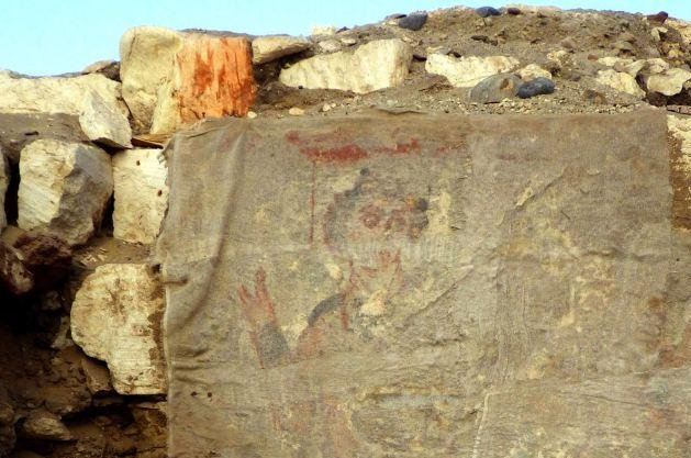 possible of Archaeologists early find Jesus image  in