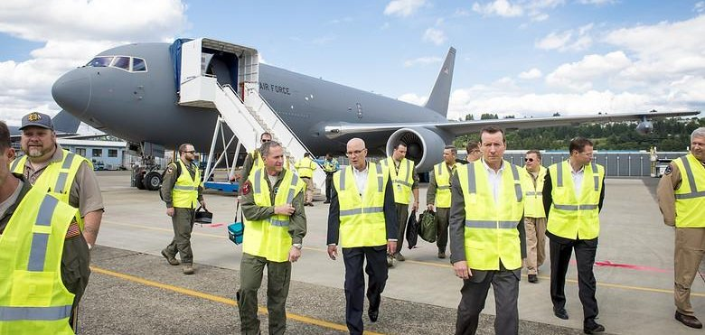 Kc 46 Tanker Aircraft Completes Flight Tests Ahead Of