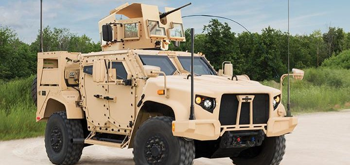 oshkosh awarded joint light tactical vehicle contract. Black Bedroom Furniture Sets. Home Design Ideas