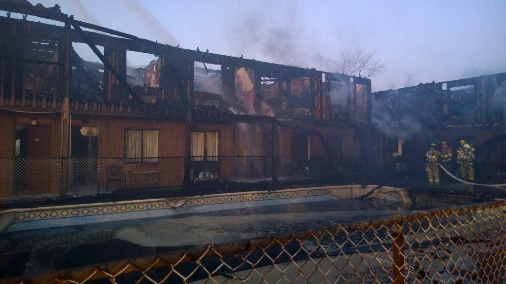 10 Missing After Nj Motel Fire Kills 4