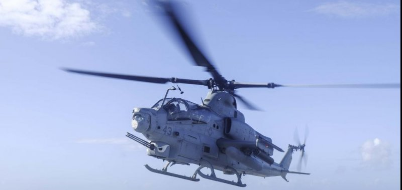 23 upi lockheed martin received a 150 million contract from the u s navy to deliver target sight systems for ah 1z cobra attack helicopters