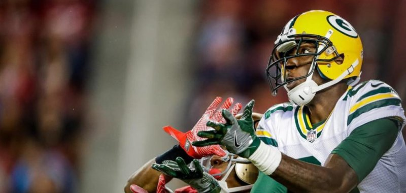 Green Bay Packers WR Geronimo Allison facing marijuana charge
