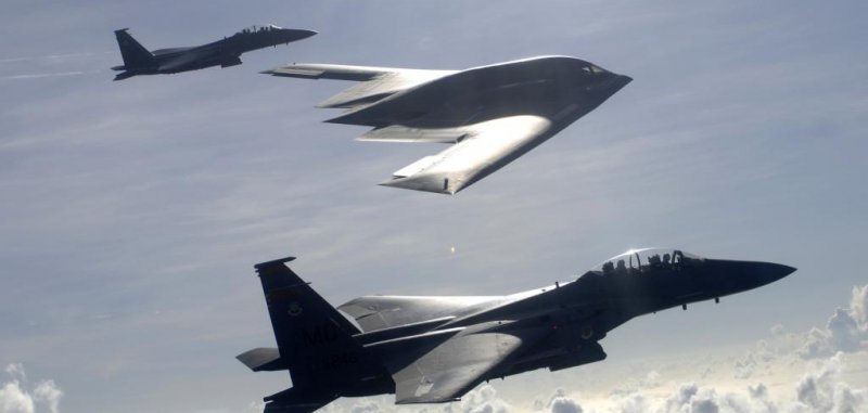 Air Force releases study on future air superiority ...