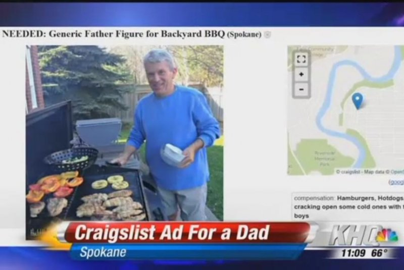 Watch Washington State Roomies Seek Bbq Dad To Run The Grill