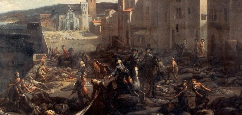 an analysis of the black death in the europe during the middle centuries in history The immediate impact of the black death was the loss of one third to one half of the population of europe in about four years (gregg 126) the decrease in population had a lasting effect on the commercial lives of europeans.