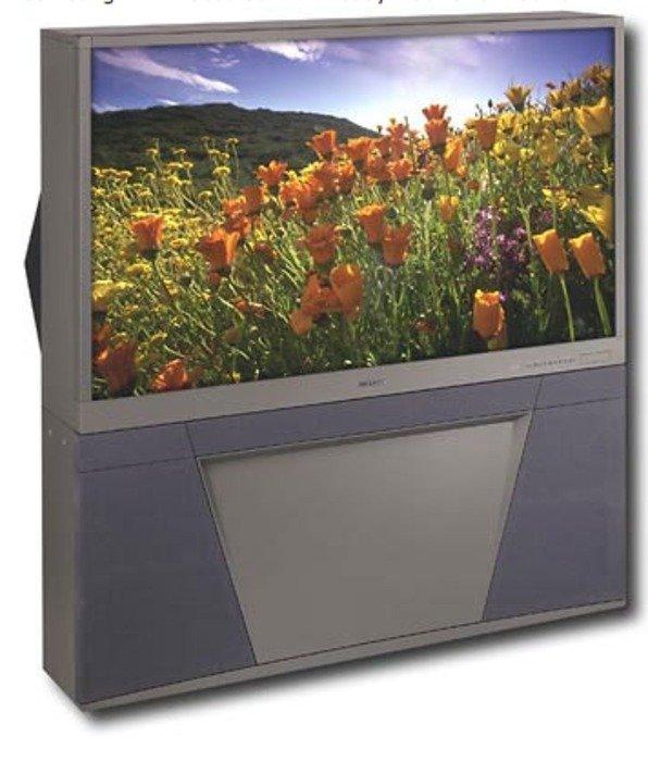 Good Japanese Maker Last To Abandon Rear Projection Television Technology    UPI.com