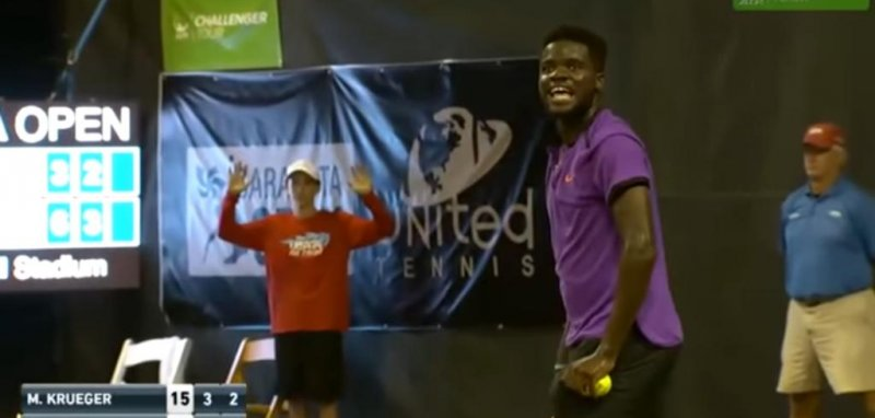 tennis match interrupted sounds challenger tour watch