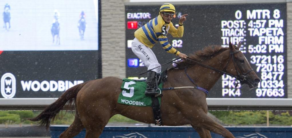UPI Horse Racing Roundup: Masar takes charge at Epsom Downs - UPI.com