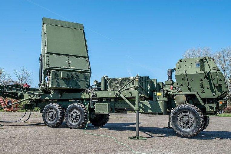 Meads Fire Control Radar Demonstrates Capability Upi Com