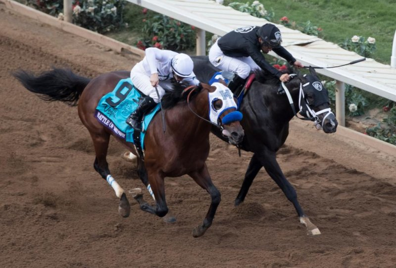Upi Preview Cigar Mile And Derby Headline Weekend Action