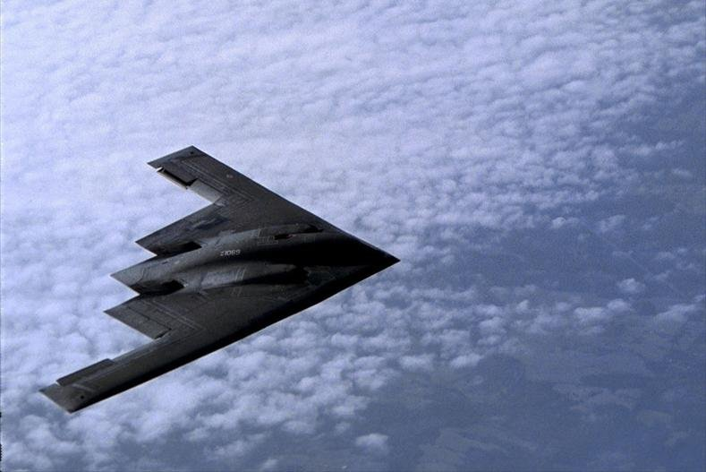 Lockheed awarded contract for b 2 bomber refurbishment for B b contract