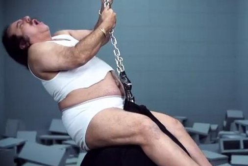 Betty White 2014 Ron Jeremy remakes Mil...