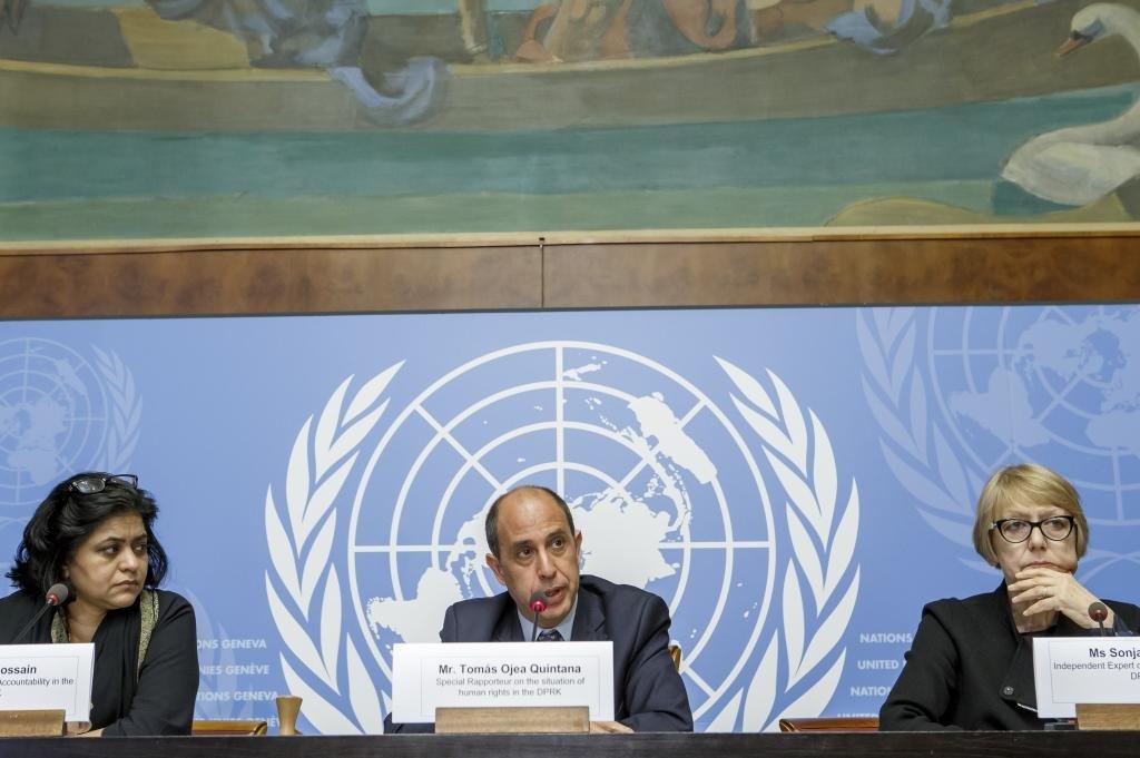 U.N. panel passes resolution to condemn North Korea's ...
