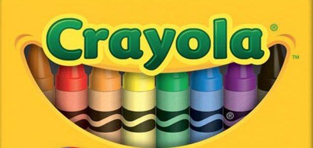 crayola weeds out dandelion colored crayon upicom