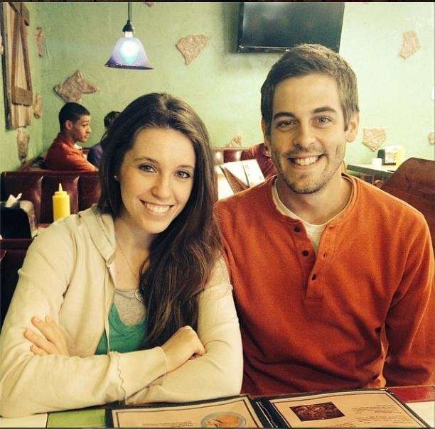 19 Kids And Counting S Jill Duggar And Derick Dillard: Jill Duggar Starts Courting Derick Dillard
