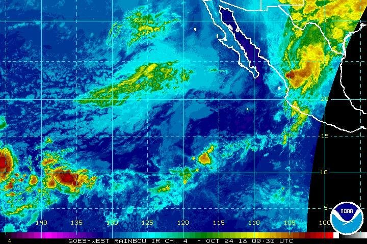 Hurricane Willa grows to Category 5, headed for Mexico