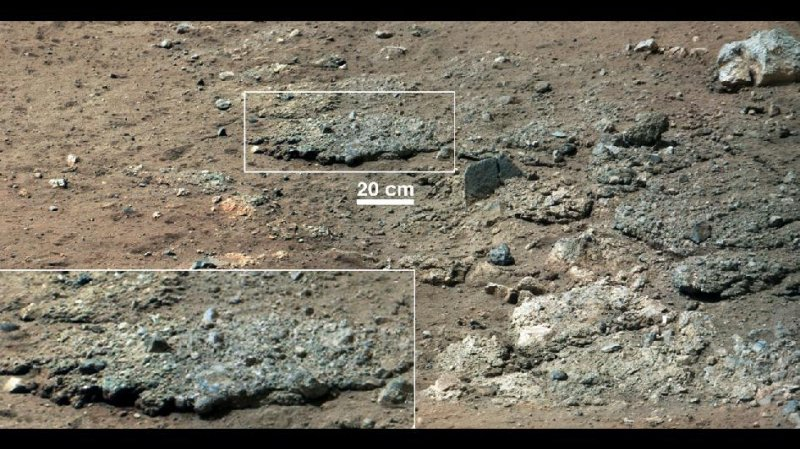 NASA's Curiosity rover proves Mars once had water [Photos ...