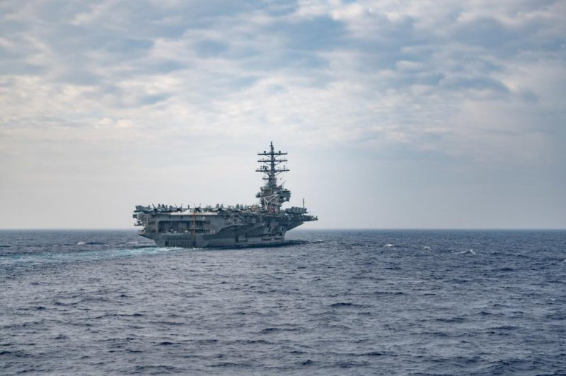 USS Ronald Reagan carrier strike group returns to South China Sea.