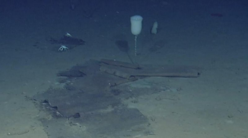 Deep Sea Garbage Dump Rovs Reveal Trash On Ocean Floor