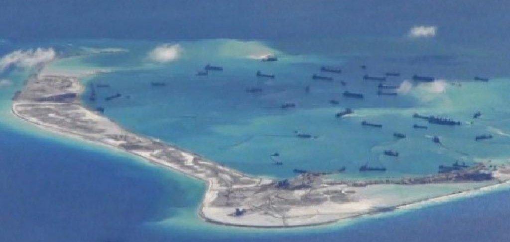 Beijing says Spratly Islands project near completion - UPI.com