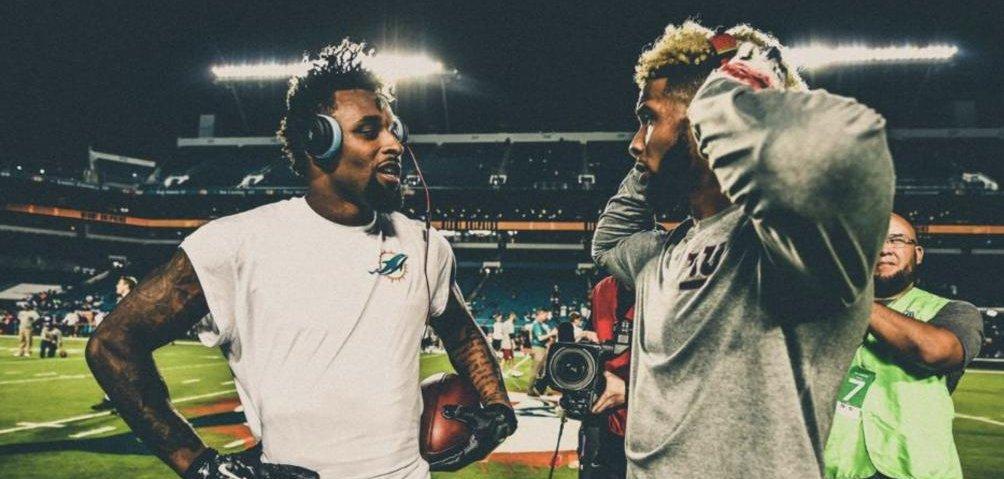 Cleveland Basketball Team >> Jarvis Landry on Browns: 'We want Beckham' - UPI.com