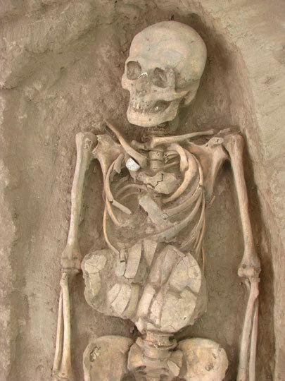 Alien-like skulls found in Mexico [PHOTOS] - UPI.com