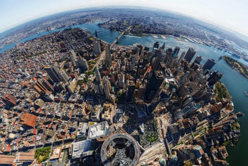 Get A Glimpse Of New York City From Atop 1 World Trade Center  Video