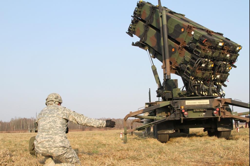 Raytheon modernizing Patriot system of unidentified ...