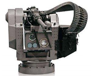 Saab Tests Remote Weapons Station Upi Com