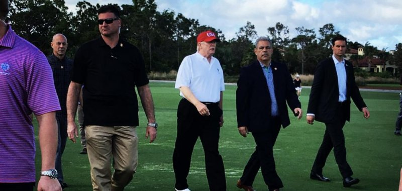 Image result for photos of trump playing golf
