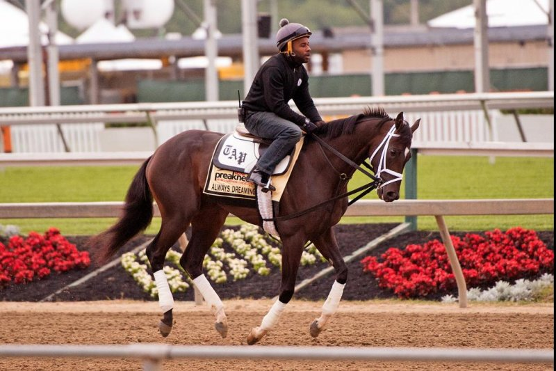 Upi Horse Racing Weekend Preview Belmont Park Takes