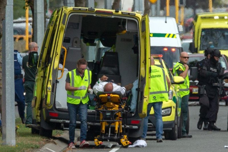 Nz Terror Attack News: Suspect In New Zealand Terror Attack That Killed 49 At Two